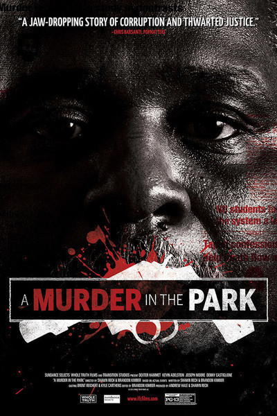 a murder in the park documentary